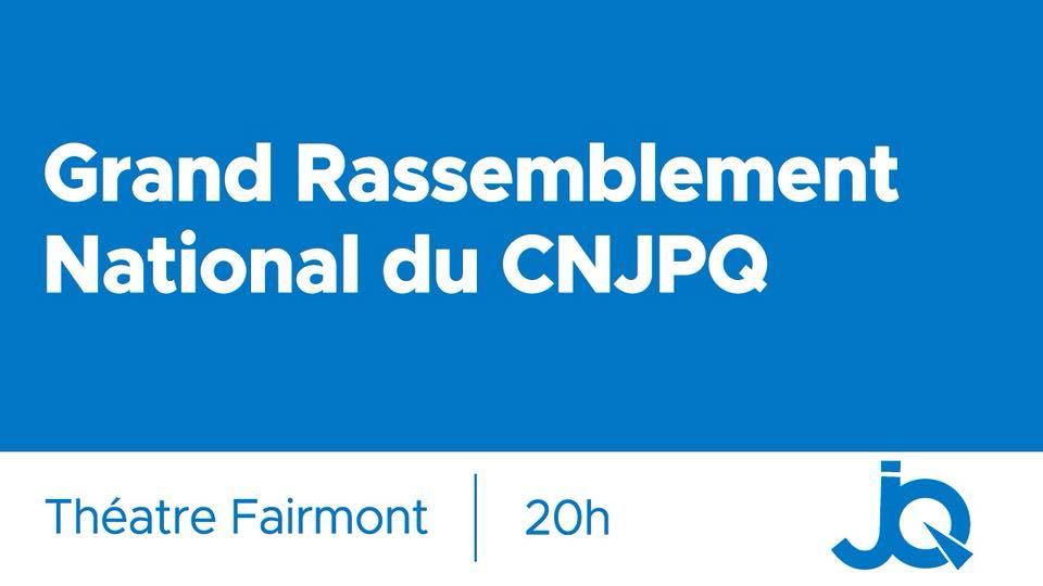 Grand Rassemblement national du CNJPQ