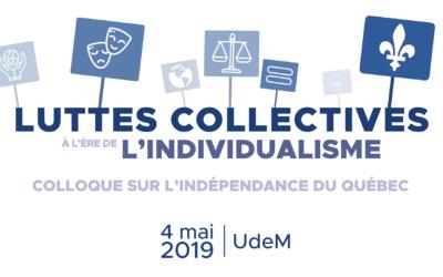 Colloque sur l'indépendance du Québec
